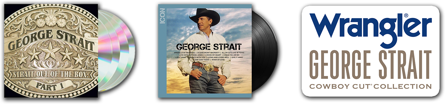25th Anniversary Strait Out Of The Box Sweepstakes